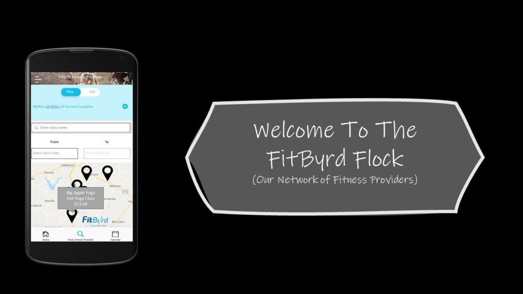 FitByrd Vendor Sign Up Process